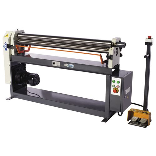 3-roller plate bending machine