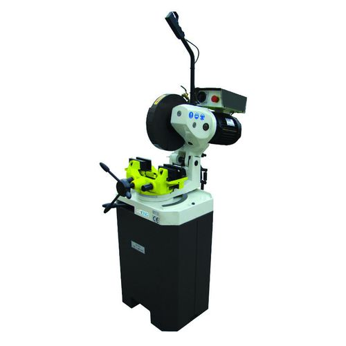 cut-off saw / circular / for metals / with cooling system