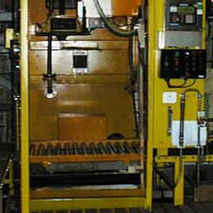 column type lifting table / stationary