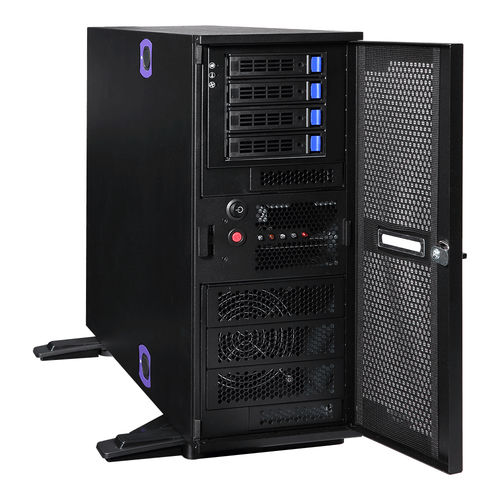 server computer workstation / Intel® Xeon / SATA / Ethernet