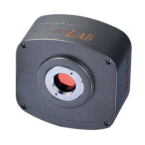 scientific vision camera / full-color / CCD / USB