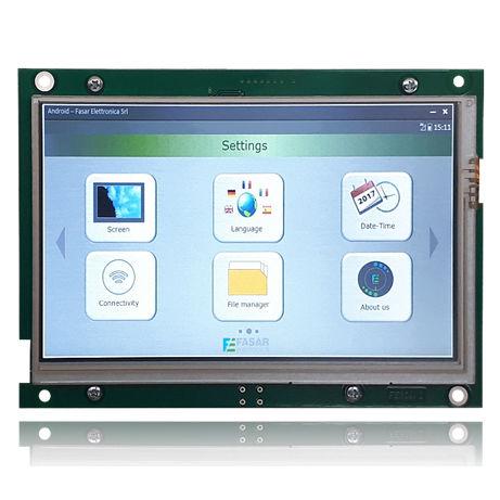 LCD/TFT display module