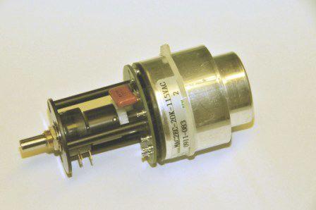 multi-turn potentiometer / single-turn / AC-motorized / wire-wound