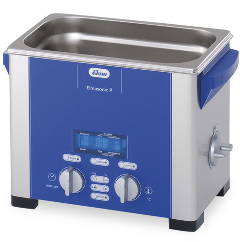 immersion cleaning equipement / ultrasonic / water / manual