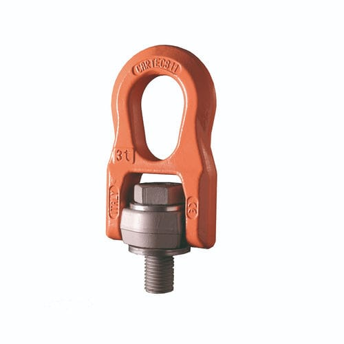 articulated hoist ring