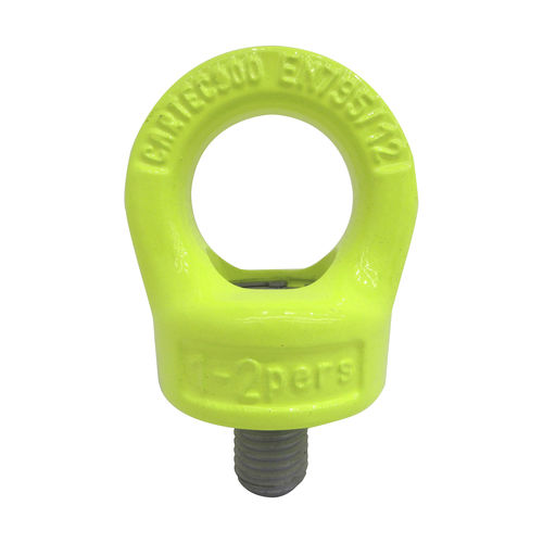 threaded hoist ring