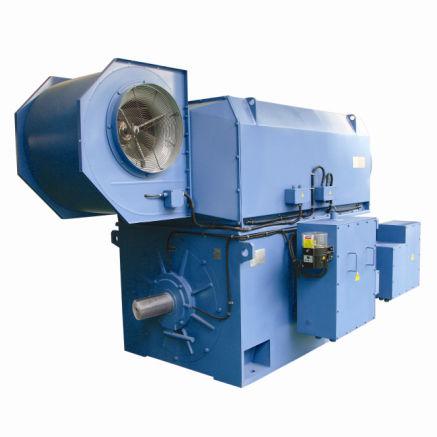 alternator for the wind power industry