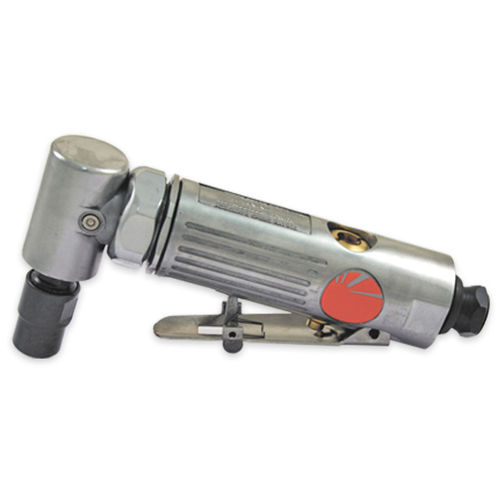 pneumatic portable grinder / angle / compact
