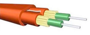 flat optical cable