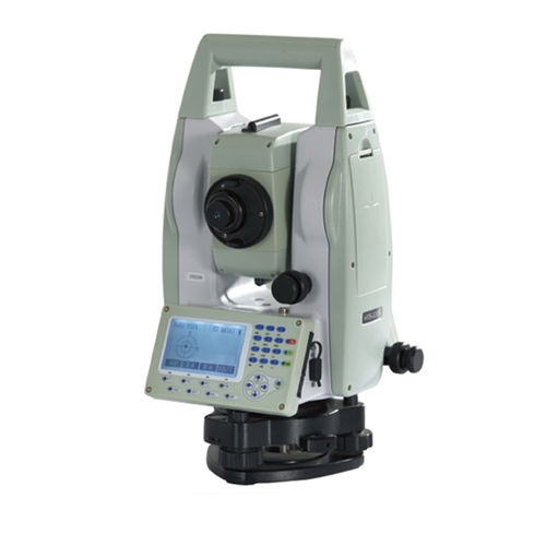 reflectorless total station / motorized / manual / automatic