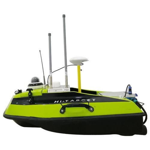 hydrographic surveying USV