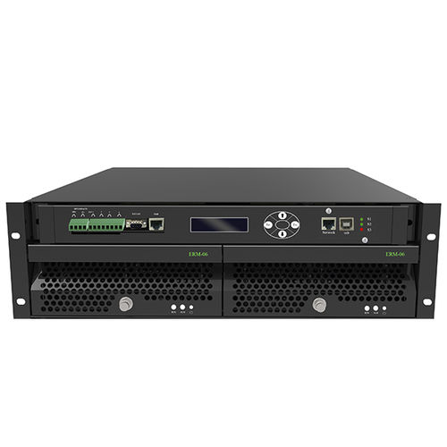 embedded UPS / double-conversion / single-phase / AC