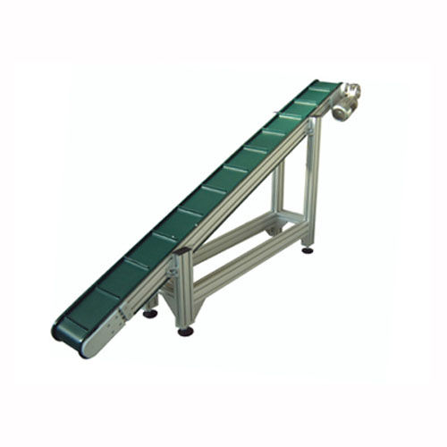 belt conveyor / for the food industry / for the pharmaceutical industry / for the automotive industry