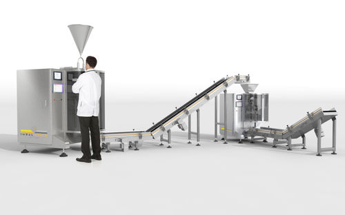 vertical bagging machine