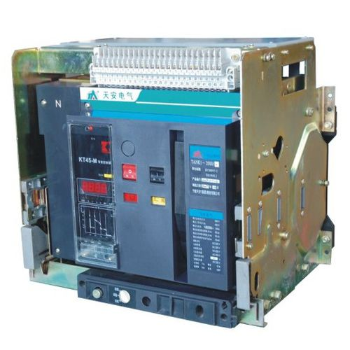vacuum circuit breaker / overload / low-voltage / ground fault