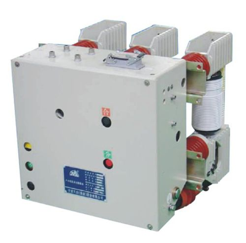 vacuum circuit breaker / AC / manual reset / compact