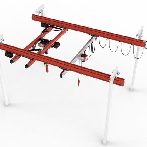 steel profile overhead traveling crane