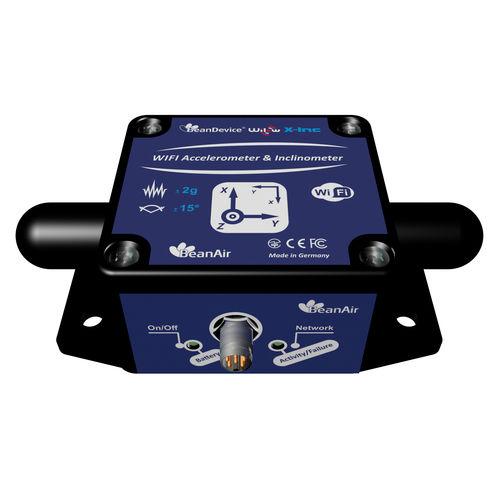 wireless accelerometer - BeanAir GmbH