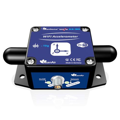 3-axis accelerometer - BeanAir GmbH