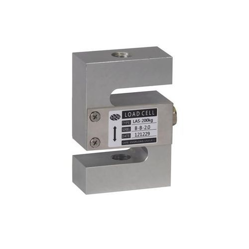 tension load cell / S-beam / aluminum alloy / weighing