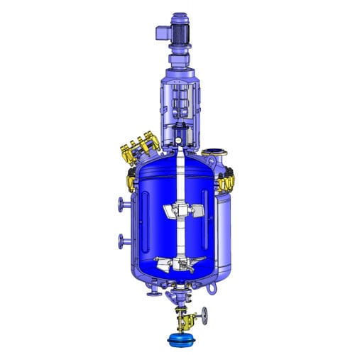high-pressure reactor