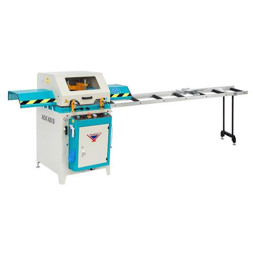miter saw / for aluminum / for PVC / for profiles