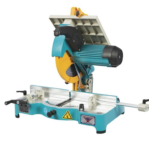 miter saw / for aluminum / for PVC / wood