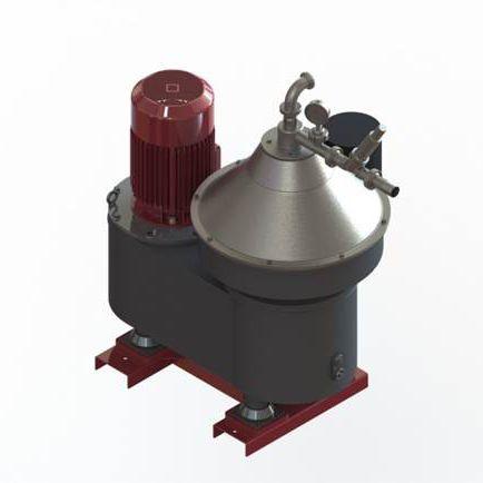 disc stack separator