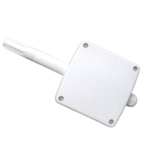 wall-mount humidity and temperature transmitter