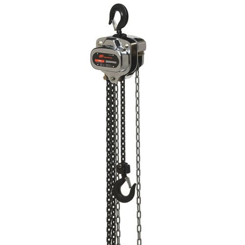 manual chain hoist