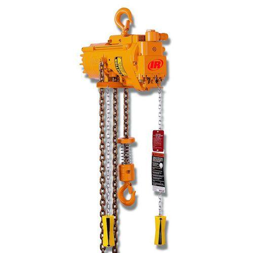 pneumatic chain hoist / antispark