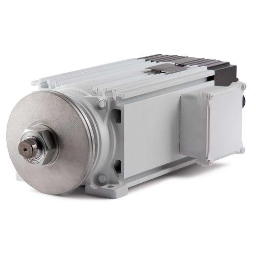 single-phase motor / asynchronous / 220 V / direct-drive