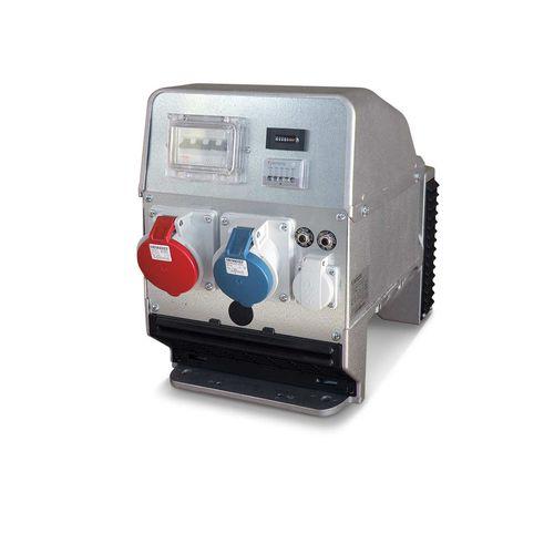 three-phase alternator / 2-pole / low-voltage