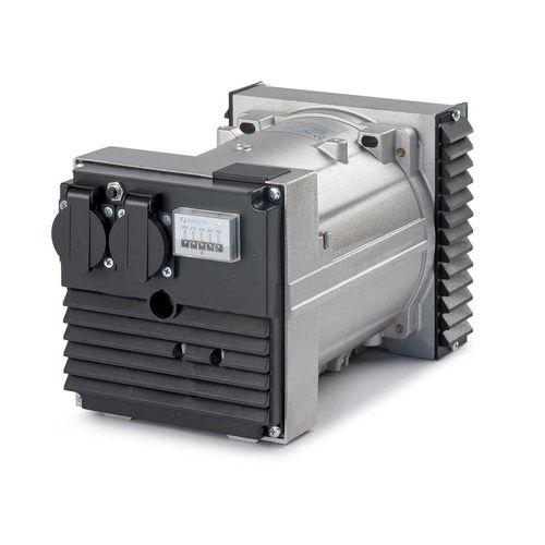 single-phase alternator / brushless / 2-pole / low-voltage