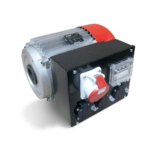 three-phase alternator / brushless / 2-pole / low-voltage
