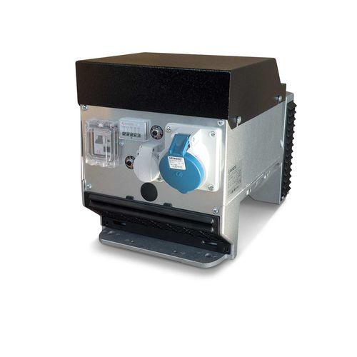 single-phase alternator / 4-pole / low-voltage / AC voltage