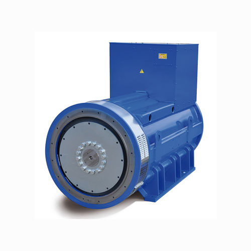 three-phase alternator / PMG / brushless / 4-pole