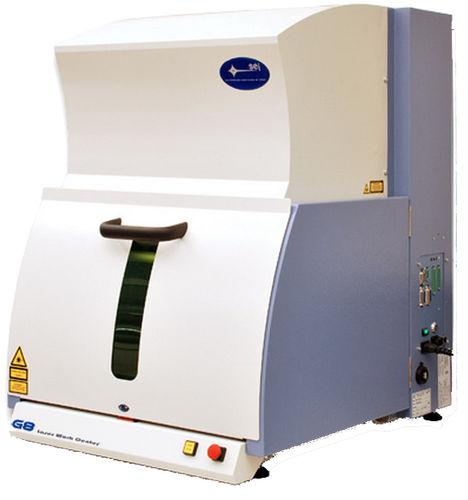 Nd:YAG laser marking device