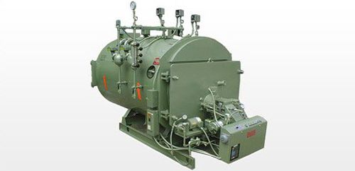 hot water boiler / natural gas / biogas / fuel oil