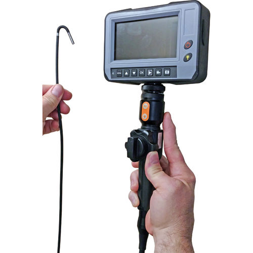articulated videoscope