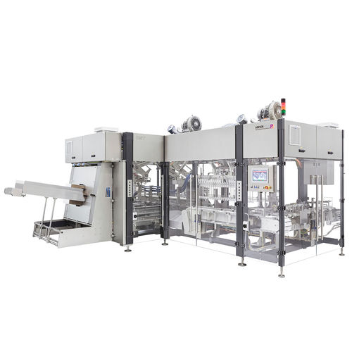 top-loading cartoner / for confectionery products / for chewing gum / for chocolate products