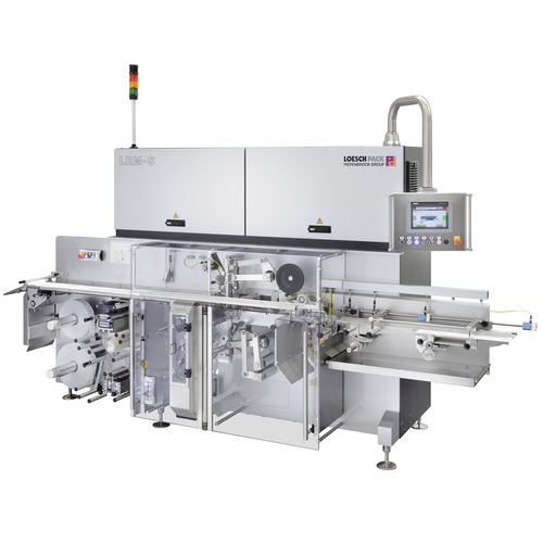 fold wrapping packaging machine
