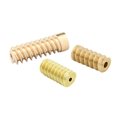 worm gear / helical-toothed / shaft / custom