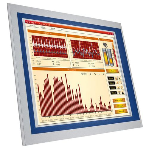 resistive touch screen panel PC / 17