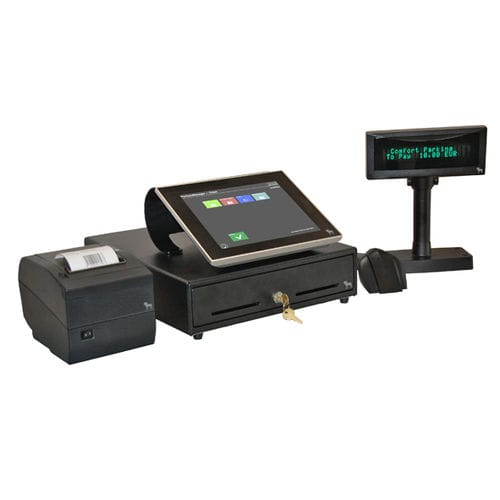 access control system with management software
