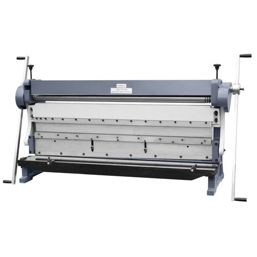metal cutting machine / guillotine / sheet metal / bending