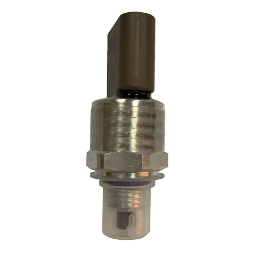 pressure sensor with temperature sensor