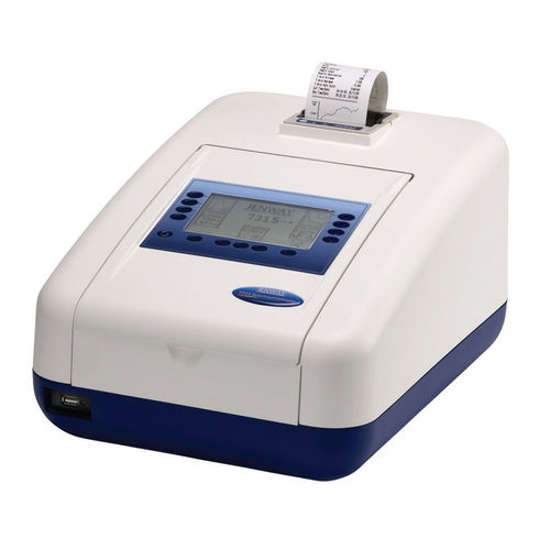 visible spectrophotometer / benchtop / USB / single-beam