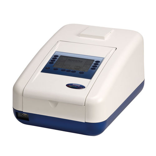 visible spectrophotometer / UV / benchtop / compact