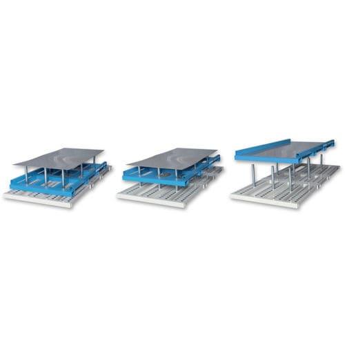 sheet metal depalletizer